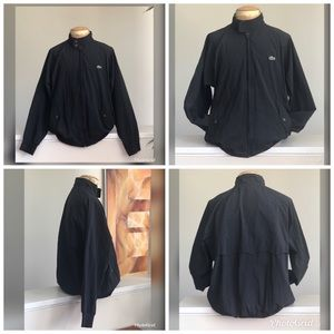 Vintage Lacoste Men's Windbreaker Jacket| Size XL
